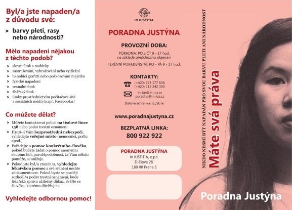 2ec250fe885e Právo cizinců na spravedlnosti – projekt organizace In IUSTITIA ...